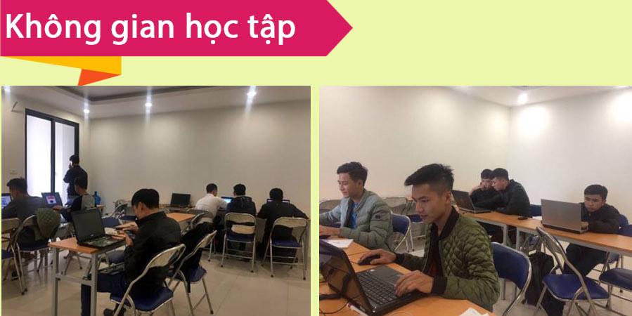 Học lập trình web php tại hà nội