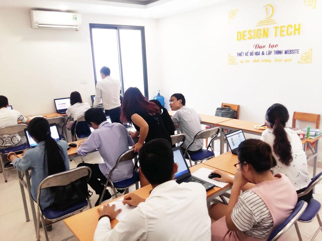 Học after effect cơ bản nâng cao tại Long Biên