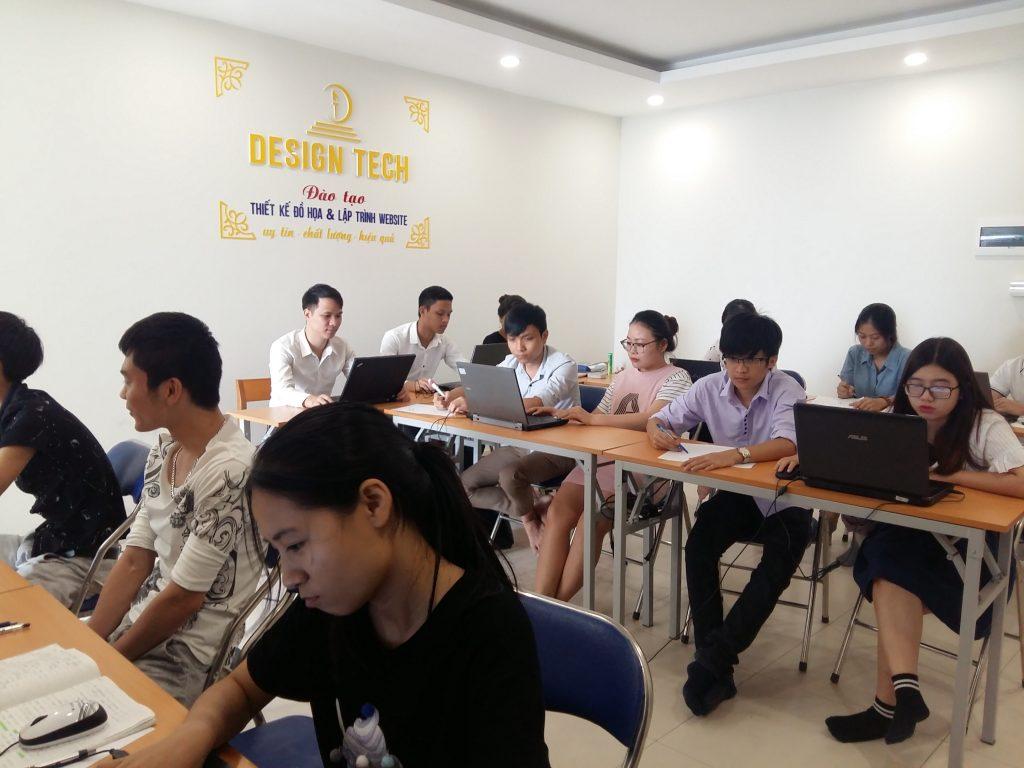 Khóa học photoshop tại Nghệ An