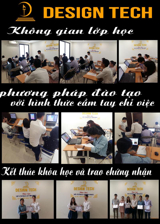 Khóa học photoshop tại Quảng Ninh