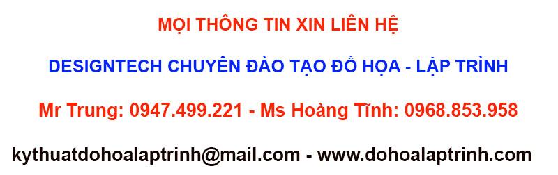 Khóa học 3Ds Max tại Thừa Thiên Huế
