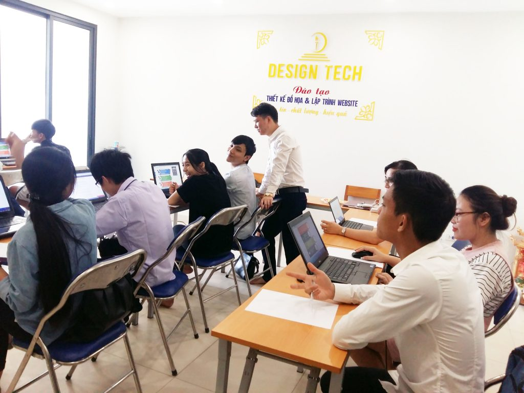Lớp học thiết kế đồ họa quảng cáo tại Sài Gòn