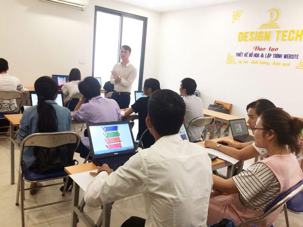 Khóa học photoshop tại Bắc Ninh