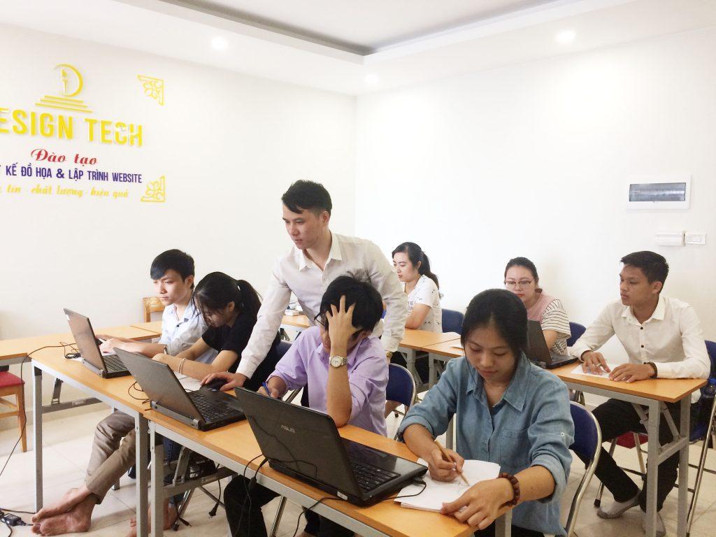 Khóa học photoshop tại Thanh Hóa