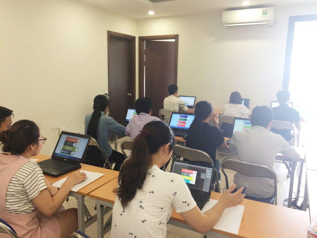 Khóa học photoshop tại Ninh Bình