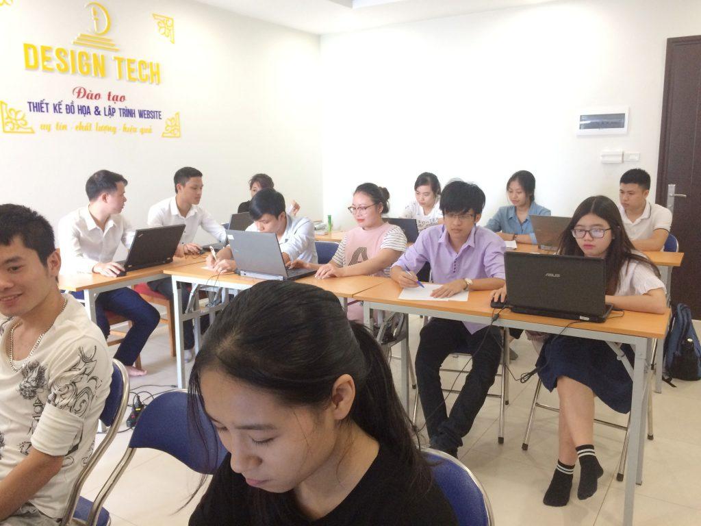 Khóa học photoshop tại Hà Tĩnh