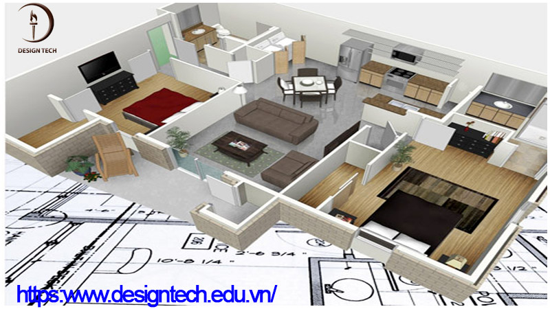 Nhận thiết kế công trình kiến trúc tại Thái Nguyên