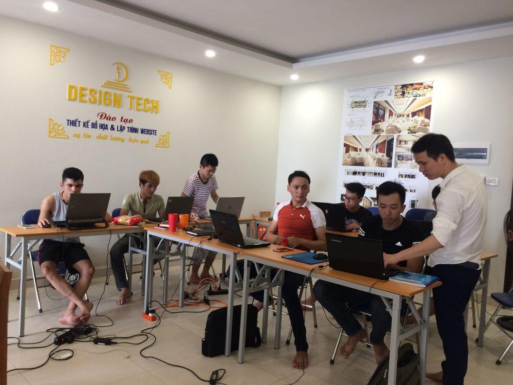 Khóa học 3Ds max tại Thái Nguyên