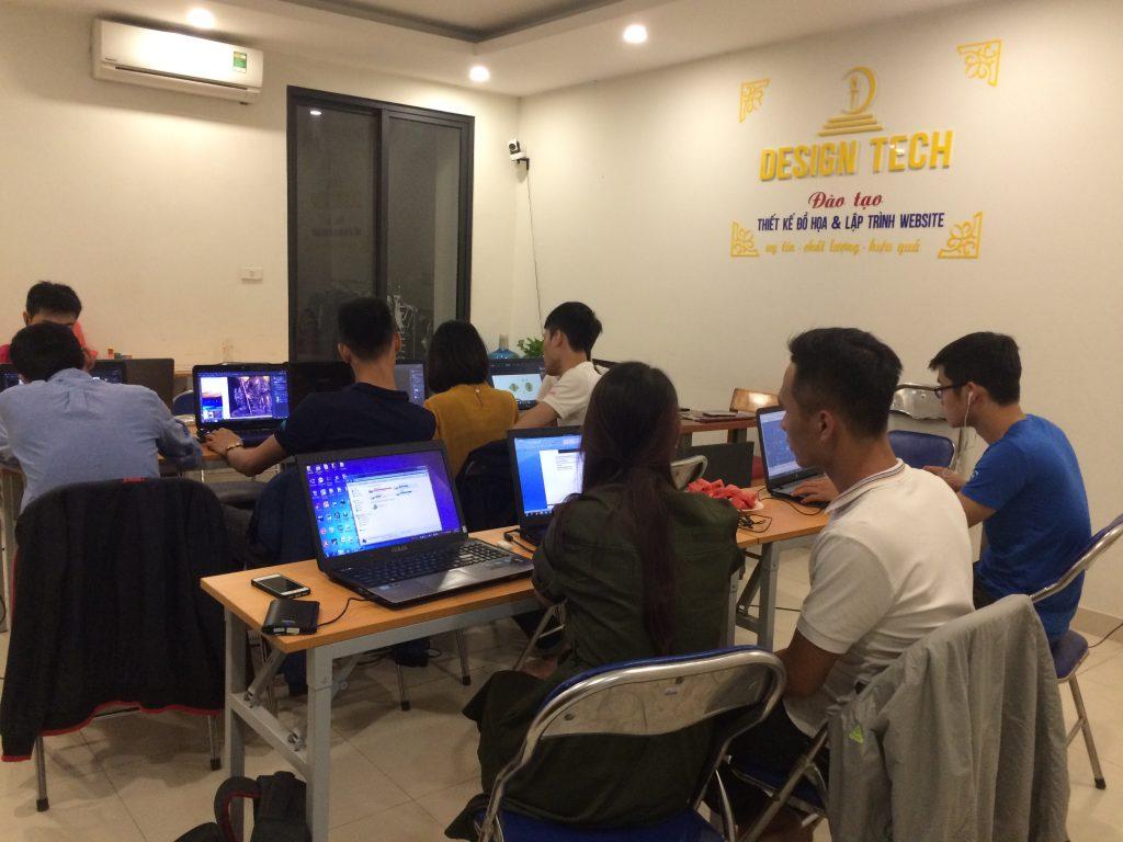 Khóa học indesign cấp tốc tại Hóc Môn