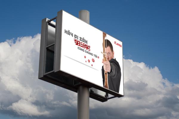 Nhận thiết kế biển bảng quảng cáo chất lượng tại Cầu Giấy