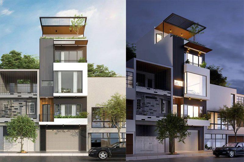 Nhận thiết kế công trình kiến trúc tại Hà Nội