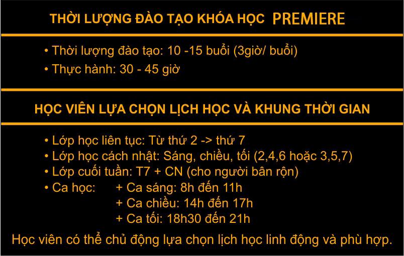 Khóa học biên tập video ngắn hạn Phúc Đồng Long Biên